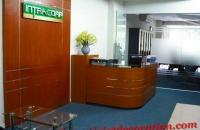 Thiết kế nội thất văn phòng tại 84 triệu việt vương