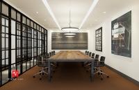 Thiết kế và thi công văn phòng VCCORP tầng 20