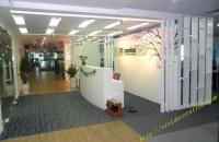 Hình ảnh văn phòng VCCORP Tầng 21