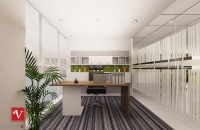 Thiết kế thi công văn phòng Tam Phước