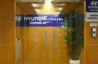 Thiết kế nội thất văn phòng HUYNDAI DONGVANG