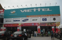 Công trình thiết kế showroom Viettel tại Vĩnh phúc