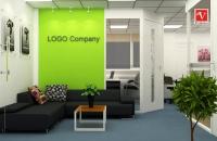 Thiết kế thi công nội thất văn phòng công ty GTZ