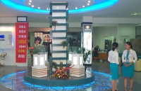Thiết kế thi công showroom Viettel tại Hà Nội