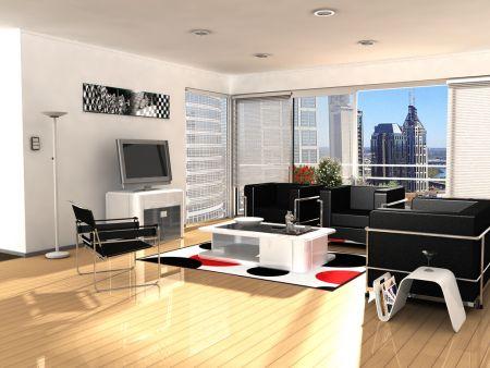 Thiết kế nội thất phong cách cổ điển kết hợp hiện đại